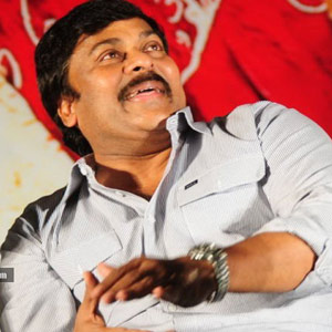 Chiru becomes Complete Family Man
