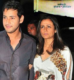 Namrata's Love for Mahesh Revealed