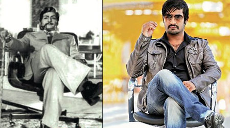 'Justice Chowdary' in Baadshah!