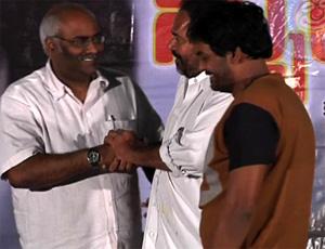 Puri Love for Revolutionary Director