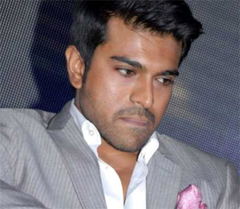 Charan's 2nd Bollywood Project