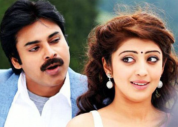 Pawan Showing Special Interest on Her