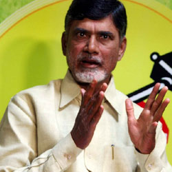 Naidu confident of TDP returning to power in State