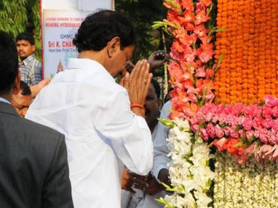 Assembly pays rich tributes to Telangana martyrs
