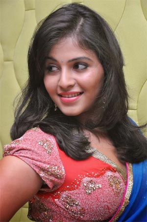 Anjali Stepping Back in K-Town