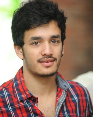 Who Can Match Akhil Charm?