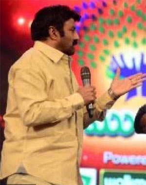 Balayya Steals the Show