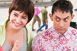 'PK' Is New Industry Hit of Bollywood!