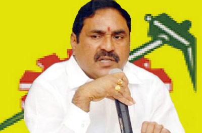 KCR targeting AP Govt to hide failures: Errabelli