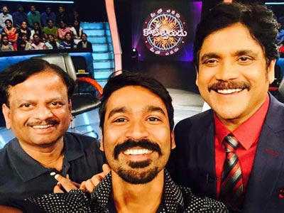 Now, Tamil Heroes Also Using Nag