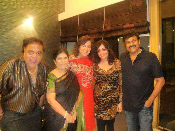 Chiranjeevi Looks Younger in This Pic