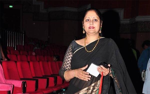 Jaya Sudha may be expelled from Cong.