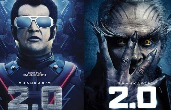 2.0 and Robo Different Results!