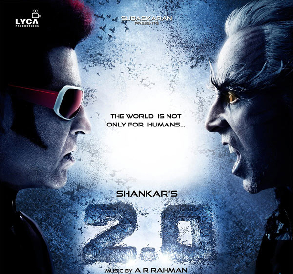 2.0 Hindi Box Office Collections For 6 Days