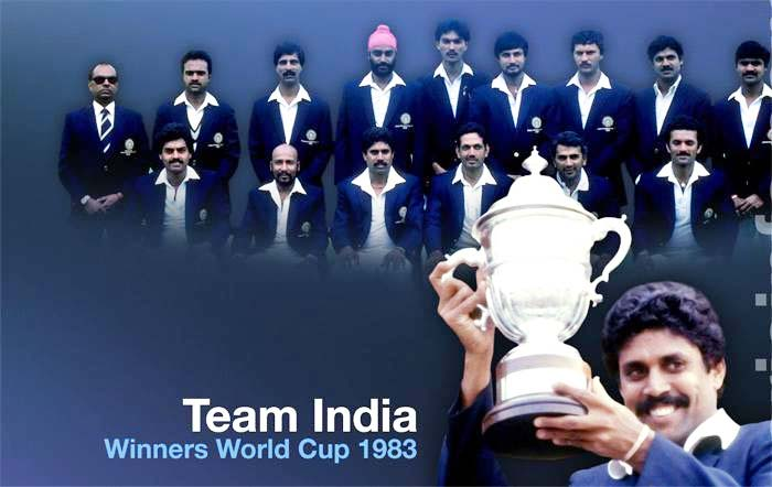 A Movie Coming On 1983 World Cup Victory By Indian Team