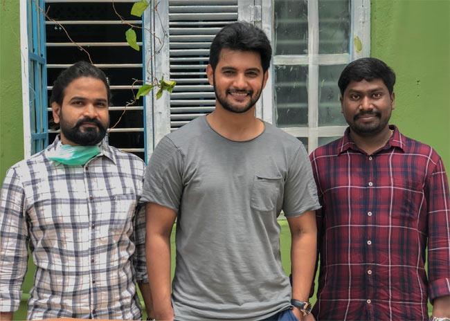 Aadi Saikumar New Film