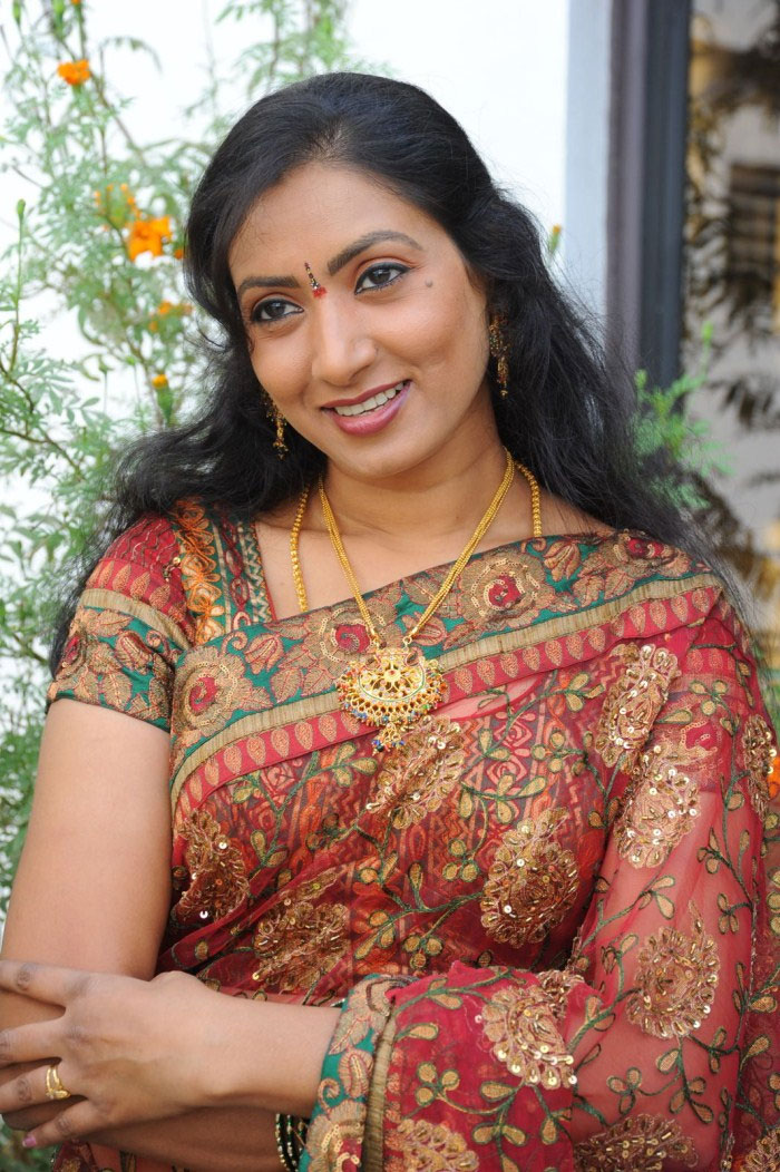 Aamani As Lakshmi Parvathi in NTR?