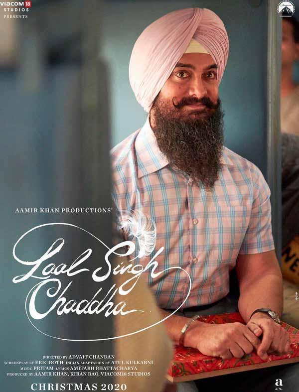 Aamir Khan Laal Singh Chaddha First Look