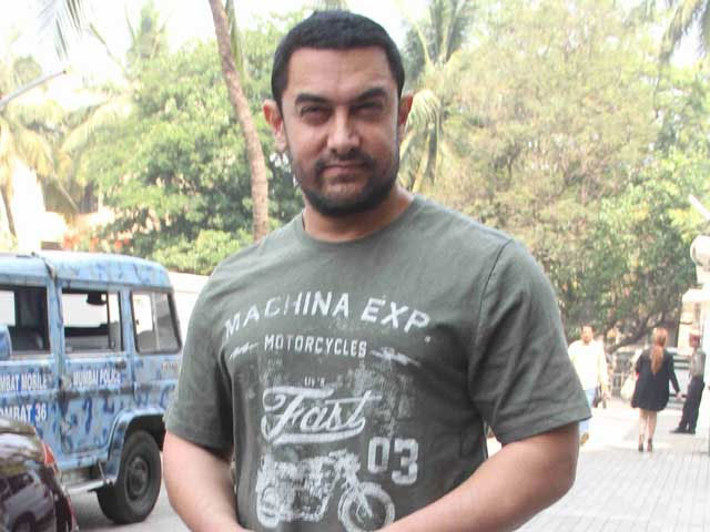 Aamir Khan's Sweet Shock to Them!