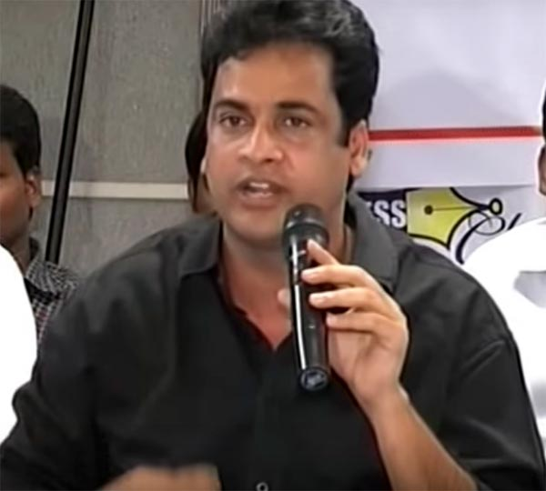 Actor Sivaji Fires on Chandrababu Naidu, YS Jagan