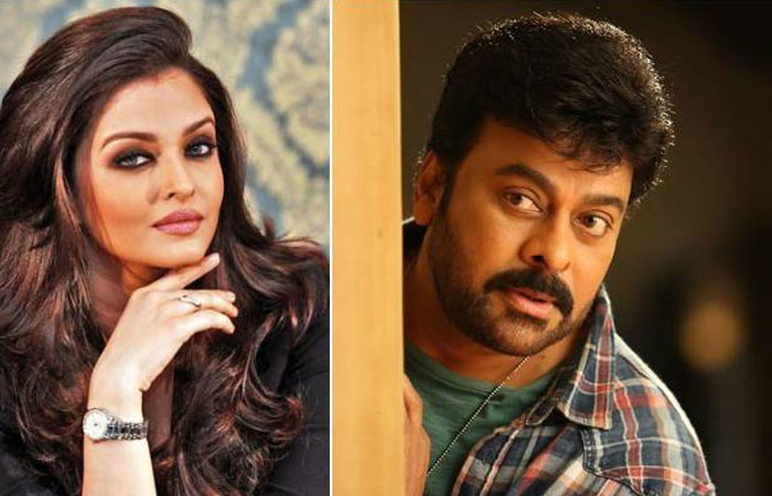 Aishwarya Rai to Team up with Chiranjeevi?