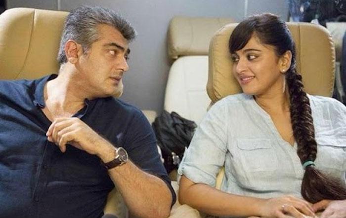 Ajith and Anushka