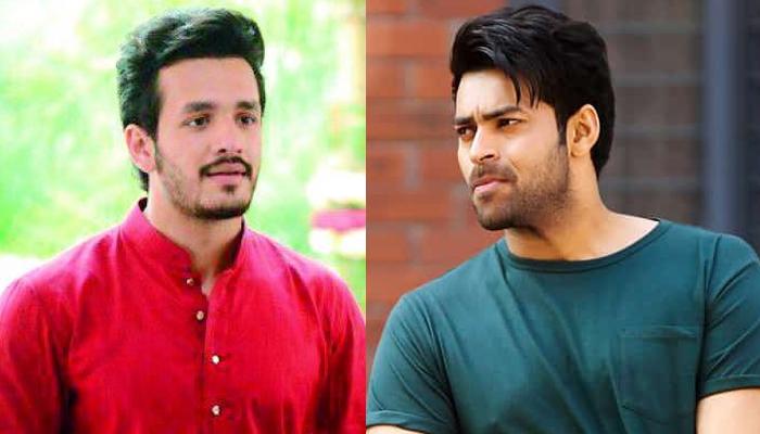 Akhil And Varun Tej