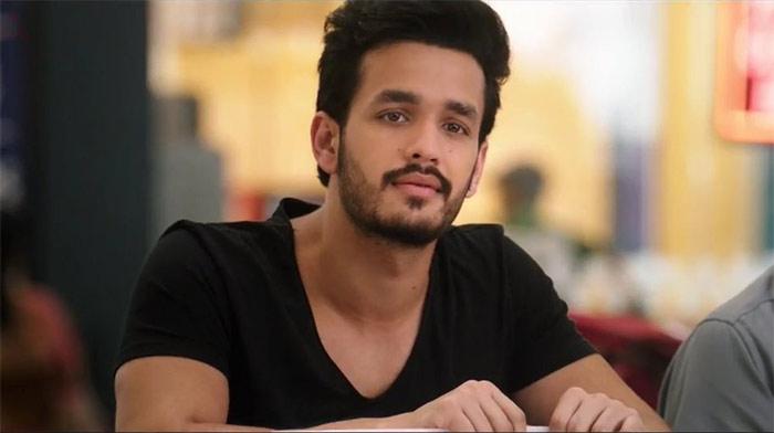 Akhil in Hello Movie