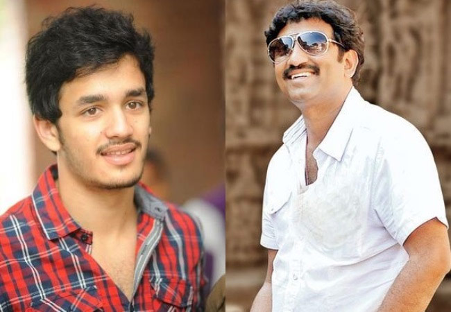 Akhil's Second Film Confirmed?