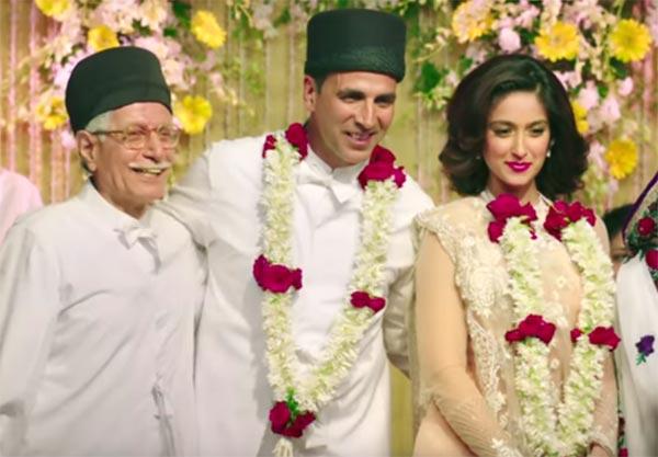 Akshay Kumar, Ileana In Rustom Movie Trailer
