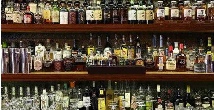 Alcoholic Addicts Cases More in Than Corona Cases