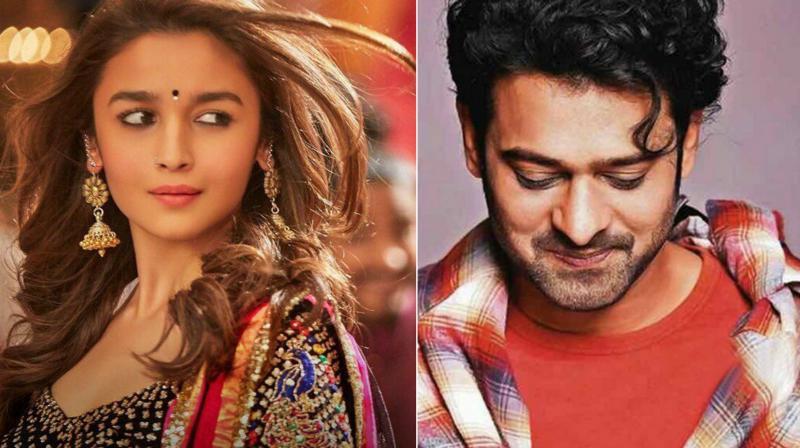 Alia Bhatt to Romance Prabhas?