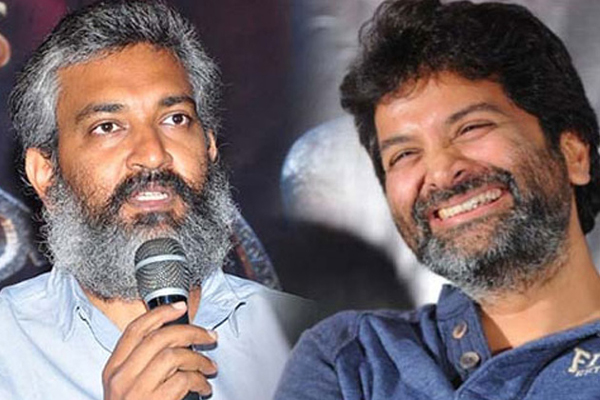 All Is Not Well Between Trivikram, Rajamouli?