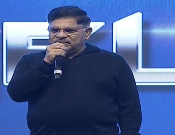 Allu Aravind and TV 9 Rifts?