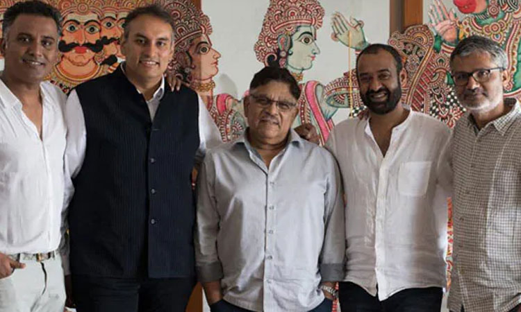 Allu Aravind Drops Hrithik from Ramayan
