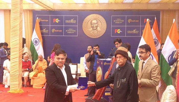 Allu Aravind Receives Prestigious Award