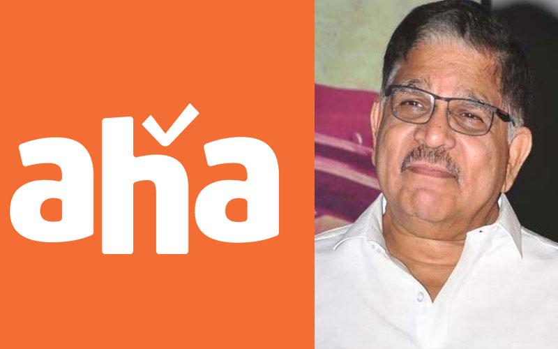 Allu Aravind's Super Strategy for 'Aha' Craze