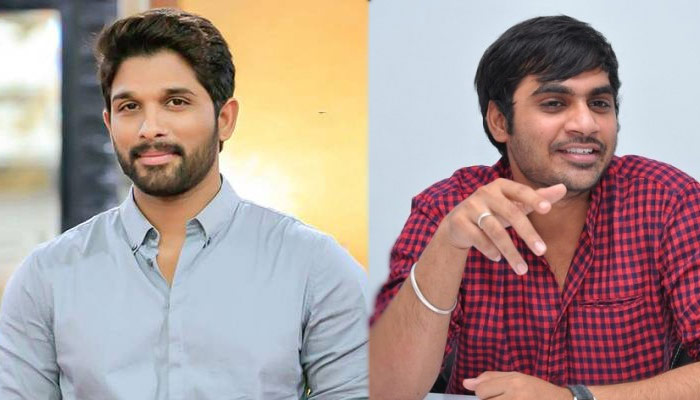 Allu Arjun And Sujeeth