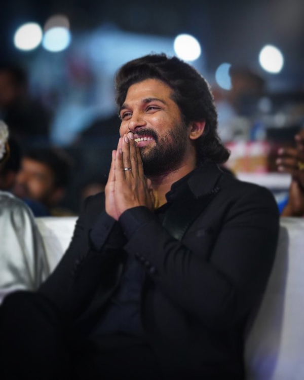 Allu Arjun's different dreams before turning into an actor