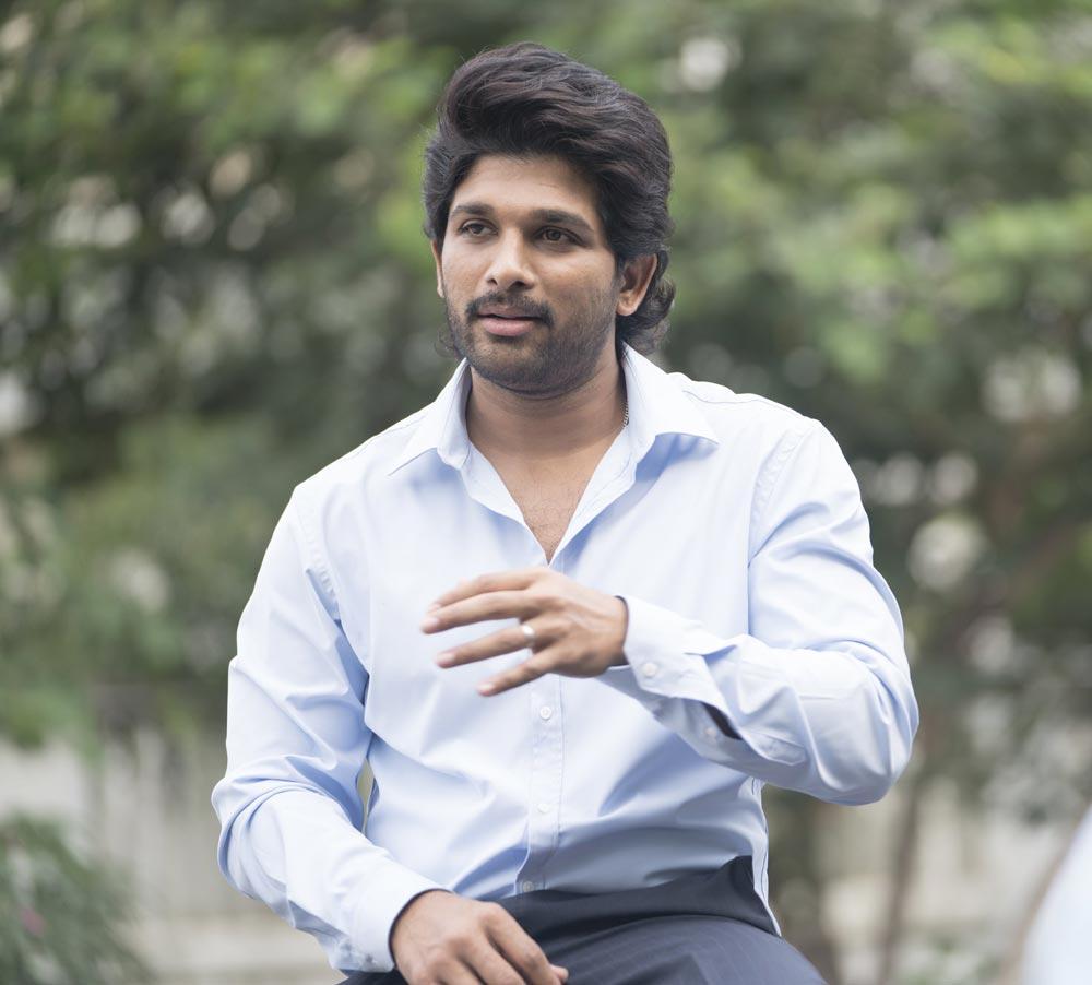 Allu Arjun's gesture to the hotel owner