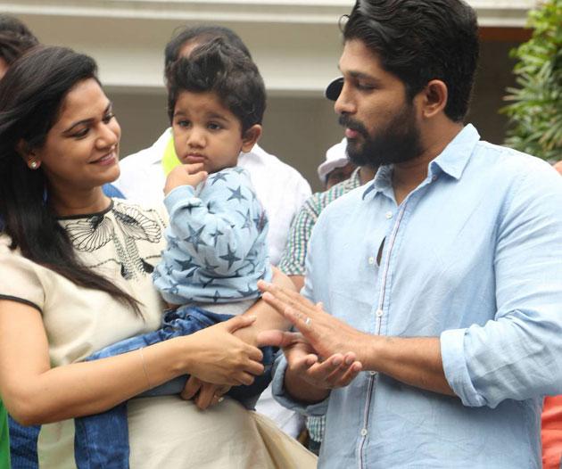 Allu Arjun to Become Dad Again?