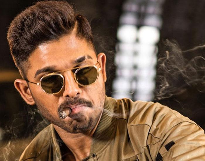 Allu Arjun completes 18 years in the film industry