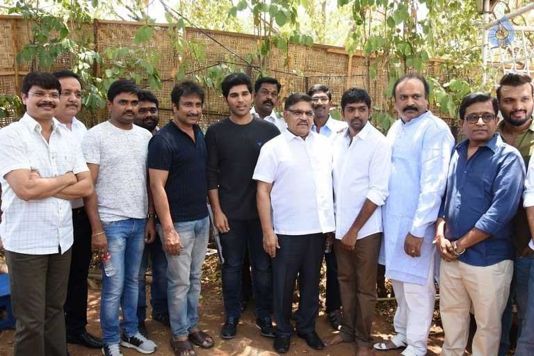 Allu Sirish Will Get Two Releases This Year!
