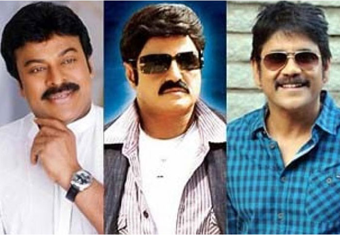 Analysis: Why Chiru Strong & Balayya, Nag out of Race?