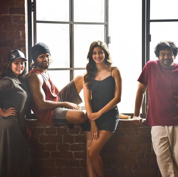 Ananya Pandey About Her Role In Vijay Deverakonda Liger
