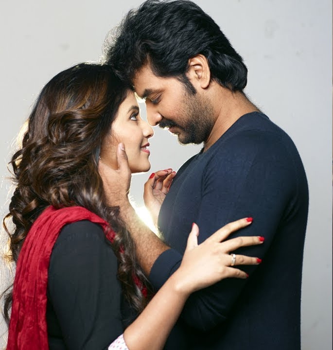 Anjali with Jai