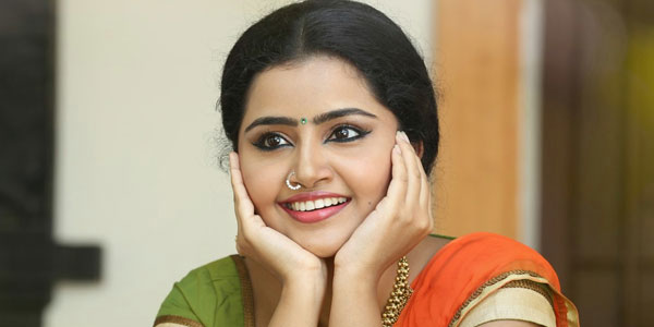 Anupama Parameswaran  in Three Crazy Heroes Films!