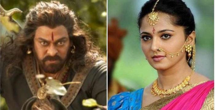 Anushka's Role in Sye Raa!