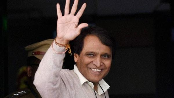 AP is a 'Dynamic State', says Suresh Prabhu