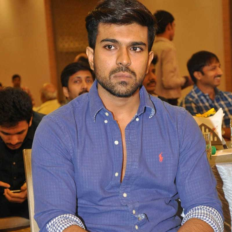 Are These Cast and Crew of Ram Charan's Movie?
